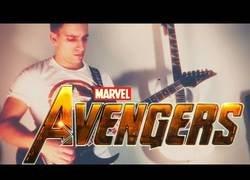 Enlace a ¿Preparado para la ultima película de Vengadores: ENDGAME? Escucha esta versión de su tema en guitarra electrica