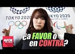 Enlace a Así cambia Tokio para las Olimpiada