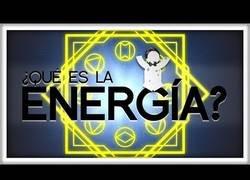 Enlace a ¿Qué es la Energía?