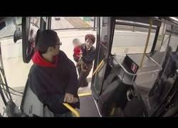Enlace a Conductora de autobús salva a un niño perdido