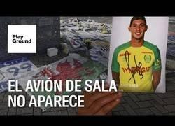 Enlace a El avión Emiliano Sala sigue perdido en el Canal de la Mancha