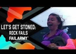Enlace a Unos fails con rocas de por medio que te hará mucho daño simplemente con verlos