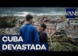 Enlace a La Habana tras el tornado