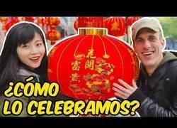 Enlace a La celebración del nuevo año chino
