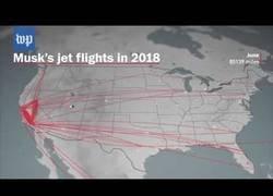 Enlace a Todos los vuelos de Elon Musk durante 2018 recreados en una máquina de Pinball