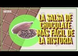 Enlace a La salsa de chocolate más fácil de hacee