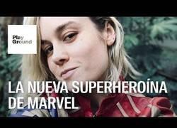 Enlace a La nueva súper heroína de Marvel