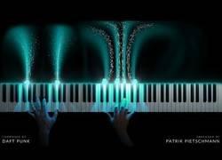 Enlace a Aprende a tocar el tema principal de TRON: Legacy con esta maravillosa guía visual