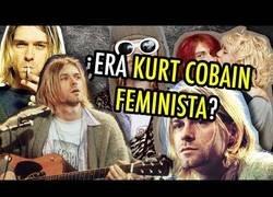 Enlace a Kurt Cobain y el feminismo