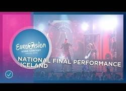 Enlace a Islandia ha elegido esta canción de Hatari para representar a su país en Eurovisión