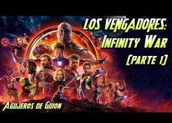 Enlace a Agujeros de guión: Infinity War