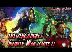 Enlace a Agujeros de guión: Infinity War (2)