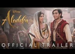 Enlace a El primer gran tráiler de Aladdin para disfrutarlo