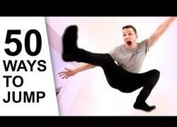 Enlace a Cincuenta formas diferentes de saltar