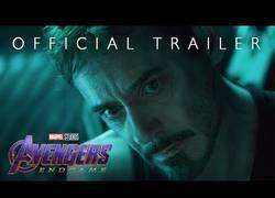 Enlace a El esperado tráiler de Avengers: Endgame ya lo tenemos listo para disfrutarlo al máximo
