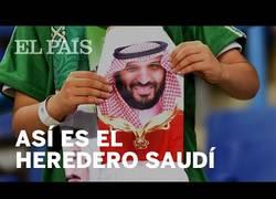 Enlace a El príncipe heredero de Arabia Saudí