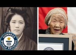 Enlace a Confirmada la persona más vieja de la Tierra con 116 años