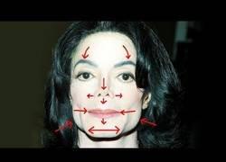 Enlace a Así sería Michael Jackson sin cirugía plástica