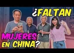 Enlace a ¿Hay más hombres que mujeres en China?