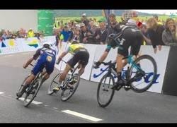 Enlace a TOP 10 salvadas en el mundo del ciclismo
