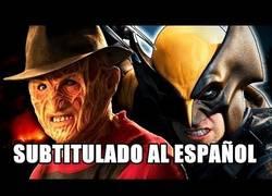 Enlace a La Batalla de Rap entre Freddy Krueger y Wolverine (España)