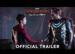 Enlace a SPIDER-MAN: Far From Home presenta su tráiler (ojo que contiene muchos spoilers si no has visto Endgame)