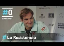 Enlace a La entrevista más esperada en La Resistencia: David Brocano entrevista a Roger Federer