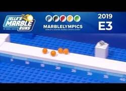 Enlace a Olimpiadas de canicas