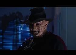 Enlace a Freddy Krueger en los Goldbergs