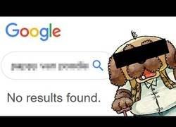 Enlace a El personaje de Nintendo con 0 resultados en Google