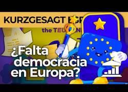 Enlace a ¿Es la UNIÓN EUROPEA realmente DEMOCRÁTICA?