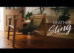 Enlace a Construyendo una silla minimalista y moderna
