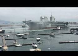 Enlace a Lanzamiento al mar de nave nueva para el ejercito italiano
