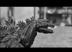 Enlace a Shin Godzilla vs King Ghidorah tráiler en stop motion