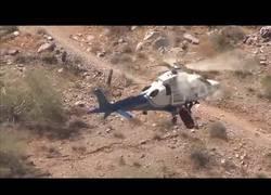 Enlace a La senderista lesionada sobrevivió al sendero, pero ¿y al rescate?