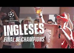 Enlace a Entrevista a hinchas ingleses sobre España en la final de la champions