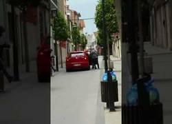 Enlace a Robo en directo BonÀrea en Llinars del Vallès