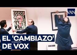 Enlace a Primer acto de Vox en la Asamblea de Madrid