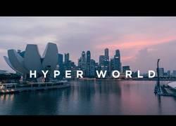 Enlace a Hyperlapse alrededor del mundo