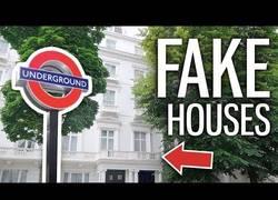 Enlace a Casas y fachadas falsas en Londres [ENG]