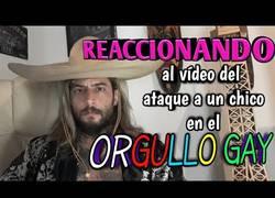 Enlace a Roma Gallardo reacciona al vídeo del ataque a un chico en Barcelona