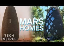 Enlace a Marsha ¿cómo serán las casas en Marte? [ENG]