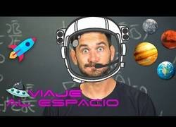 Enlace a Curiosidades sobre los viajes al espacio