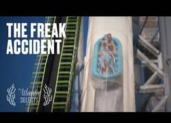 Enlace a El tobogán de agua más alto del mundo que acabó en tragedia