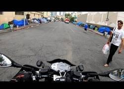 Enlace a El problema de los sin techo en Los Ángeles, CA