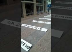 Enlace a Torrelavega contra los mensajes sexistas