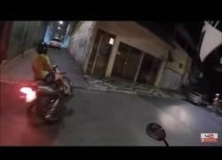 Enlace a Persecución en moto en primera persona