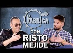 Enlace a Gabriel Rufián entrevista a Risto Mejide