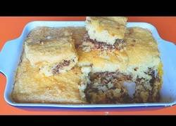 Enlace a Cocinando el perfecto pastel de carne y queso