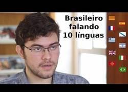 Enlace a Este brasileño es capaz de hablar a la perfección hasta 10 idiomas distintos